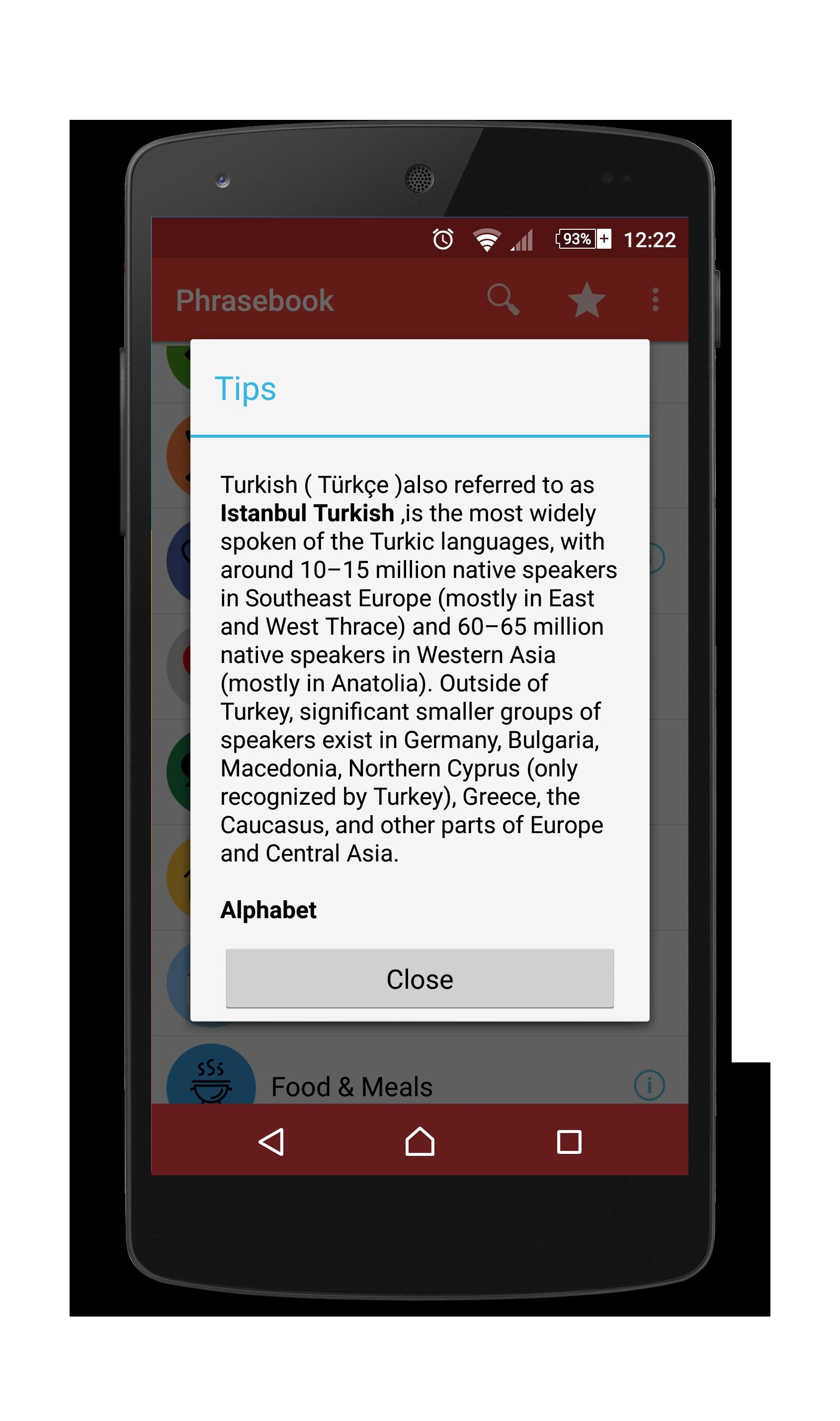 Speakapp - Learn Languages App For Android Screenshot 8