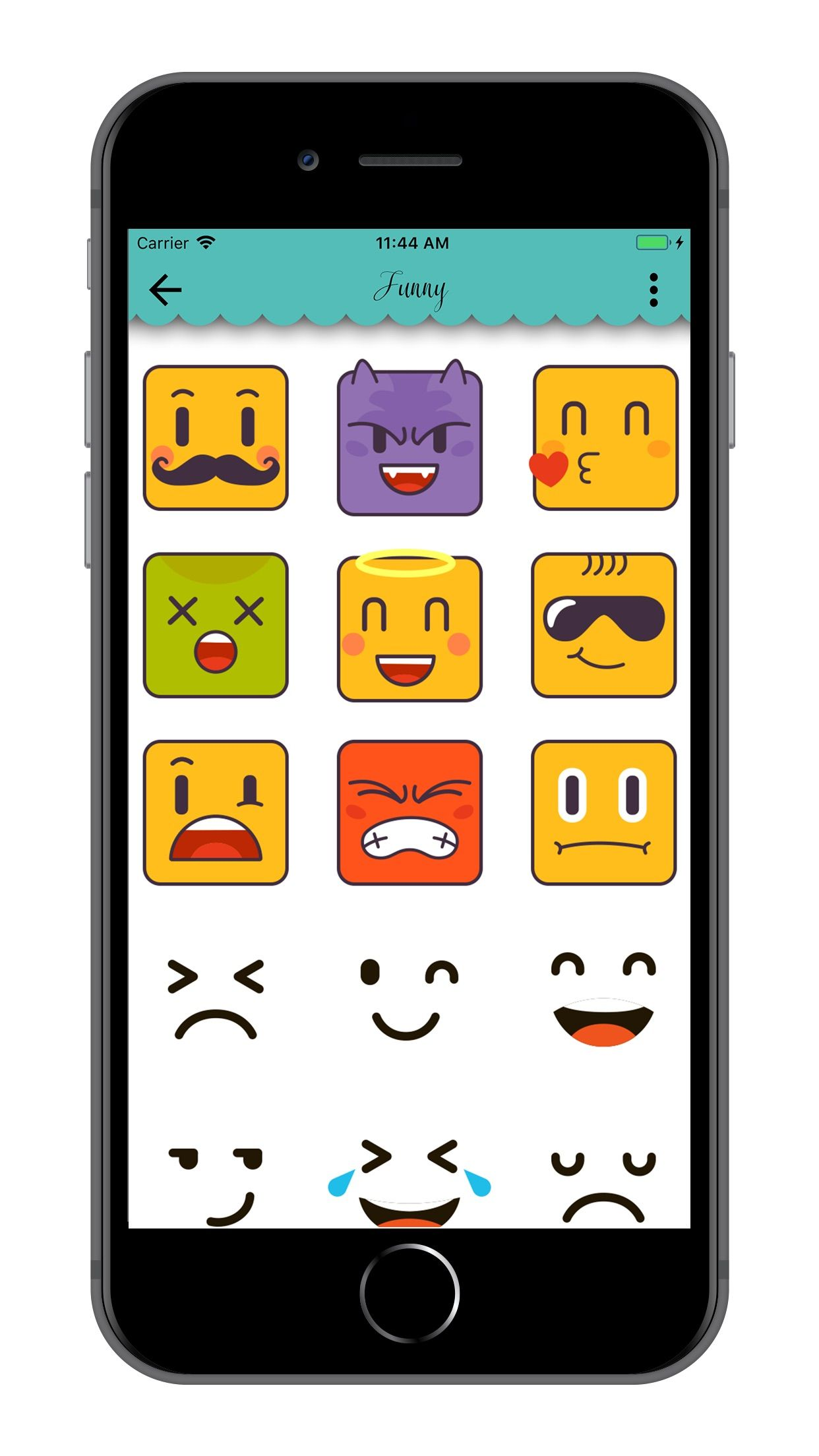 stickers for chat messengers miscellaneous app templates. Black Bedroom Furniture Sets. Home Design Ideas