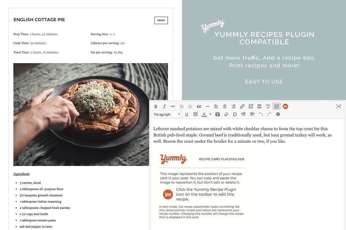 Freyja - Personal WordPress Theme For Bloggers Screenshot 6