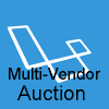 PHP Laravel Auction - Multi-vendor Auction Script