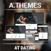 AT Dating - Responsive Dating Joomla template
