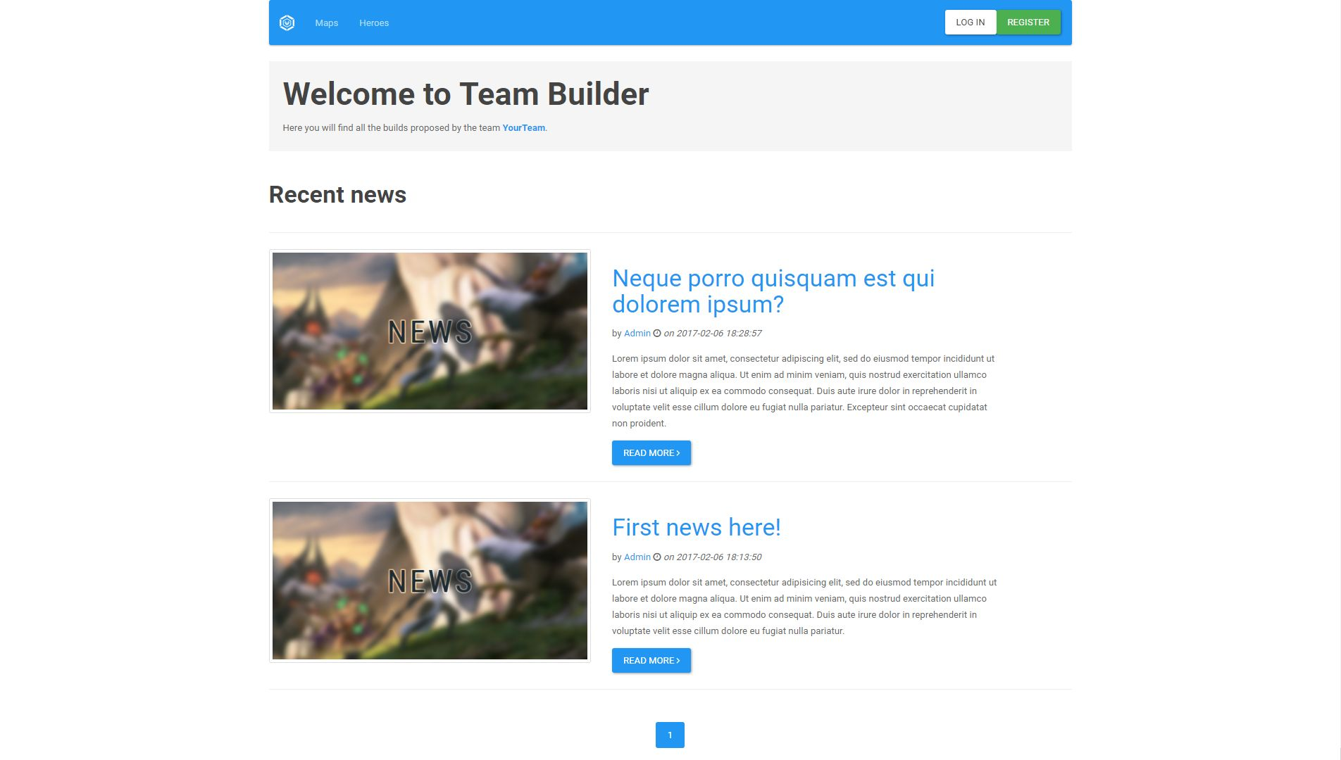 Team Builder - Gaming Clan And Team Management Screenshot 17