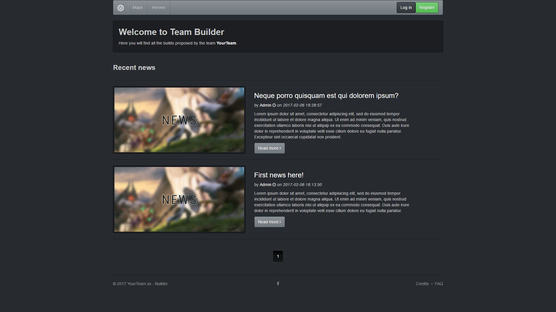 Team Builder - Gaming Clan And Team Management Screenshot 18