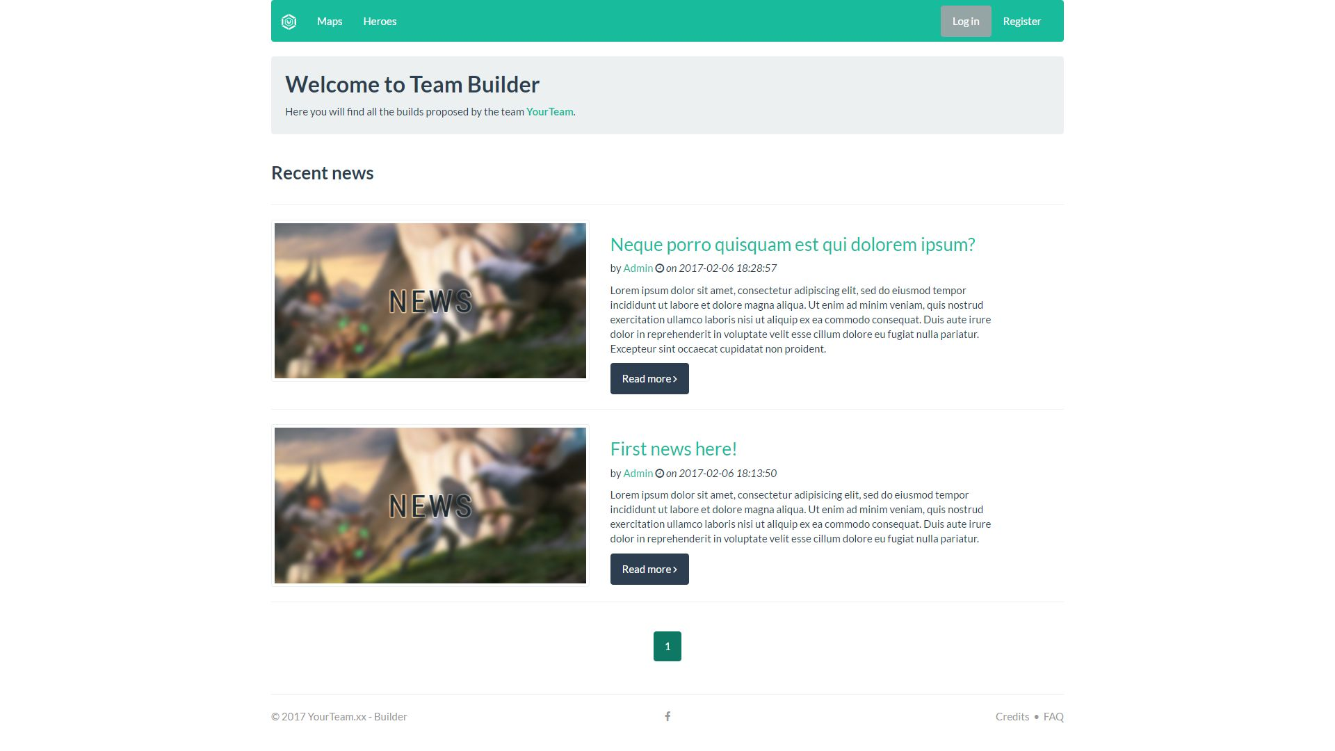 Team Builder - Gaming Clan And Team Management Screenshot 19