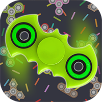Bat Fidget Spinner - Android Game Template