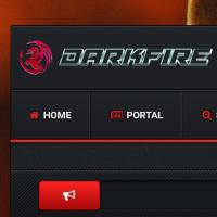 DarkFire - MyBB Gaming Theme