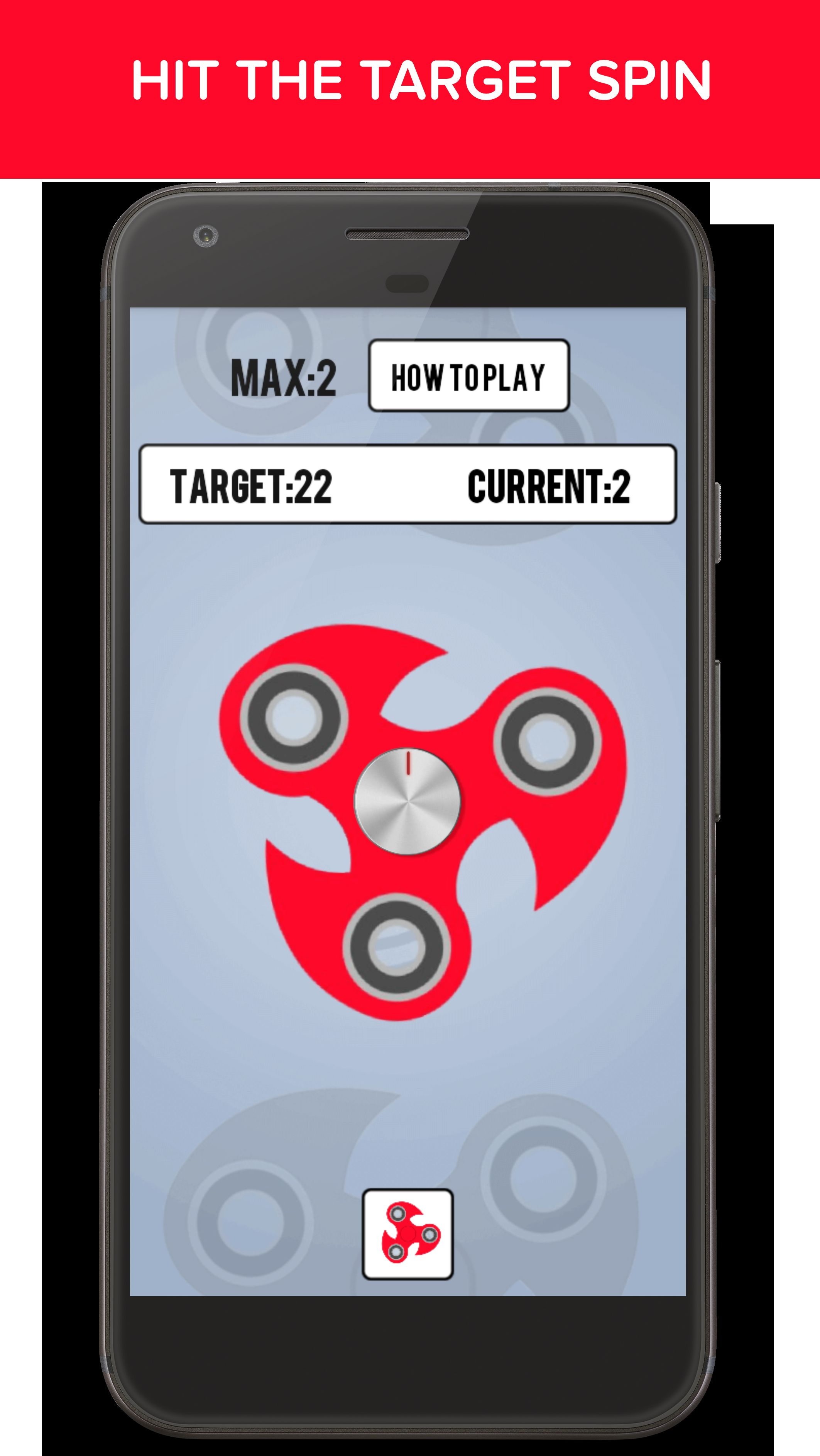 Fidget Spinner - Android Source Code Screenshot 6