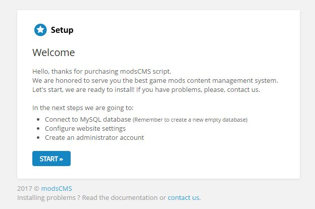 ModsCMS - Game Mods PHP Script Screenshot 17