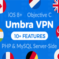 Umbra VPN - VPN Proxy iOS App Source Code