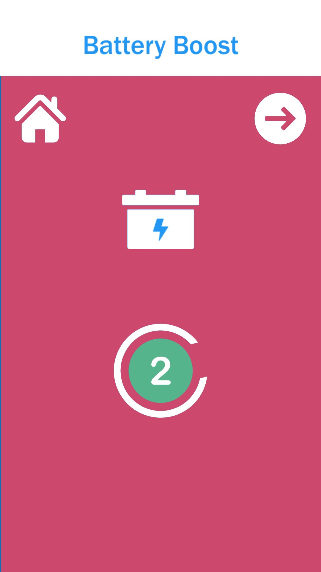 Battery Saver - Android Source Code Screenshot 5