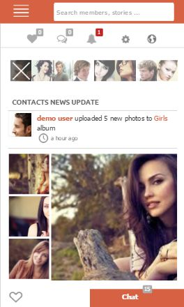 Peepmatches - Advanced Social Dating Software Screenshot 22