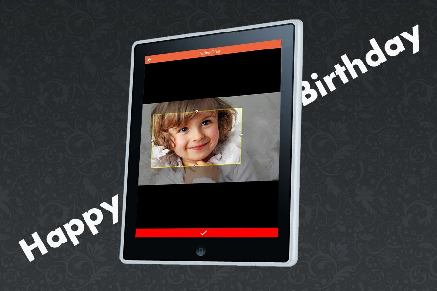 Happy Birthday - Video Maker Android Source Screenshot 4