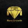Rare Growth Logo Templete