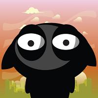 Moon Hop - Buildbox Game Template