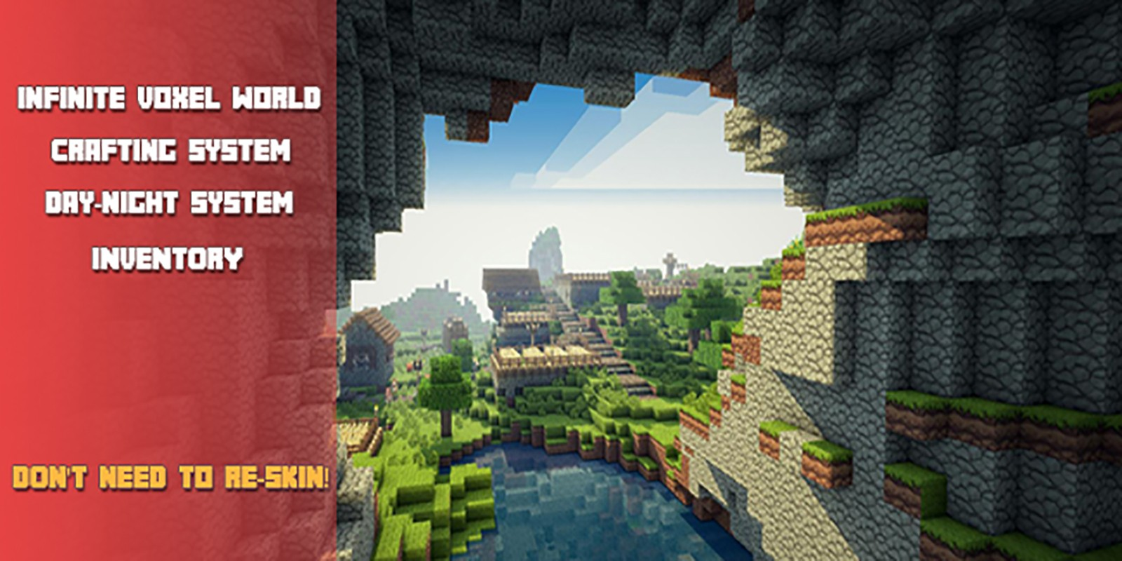 minecraft unity3d project download