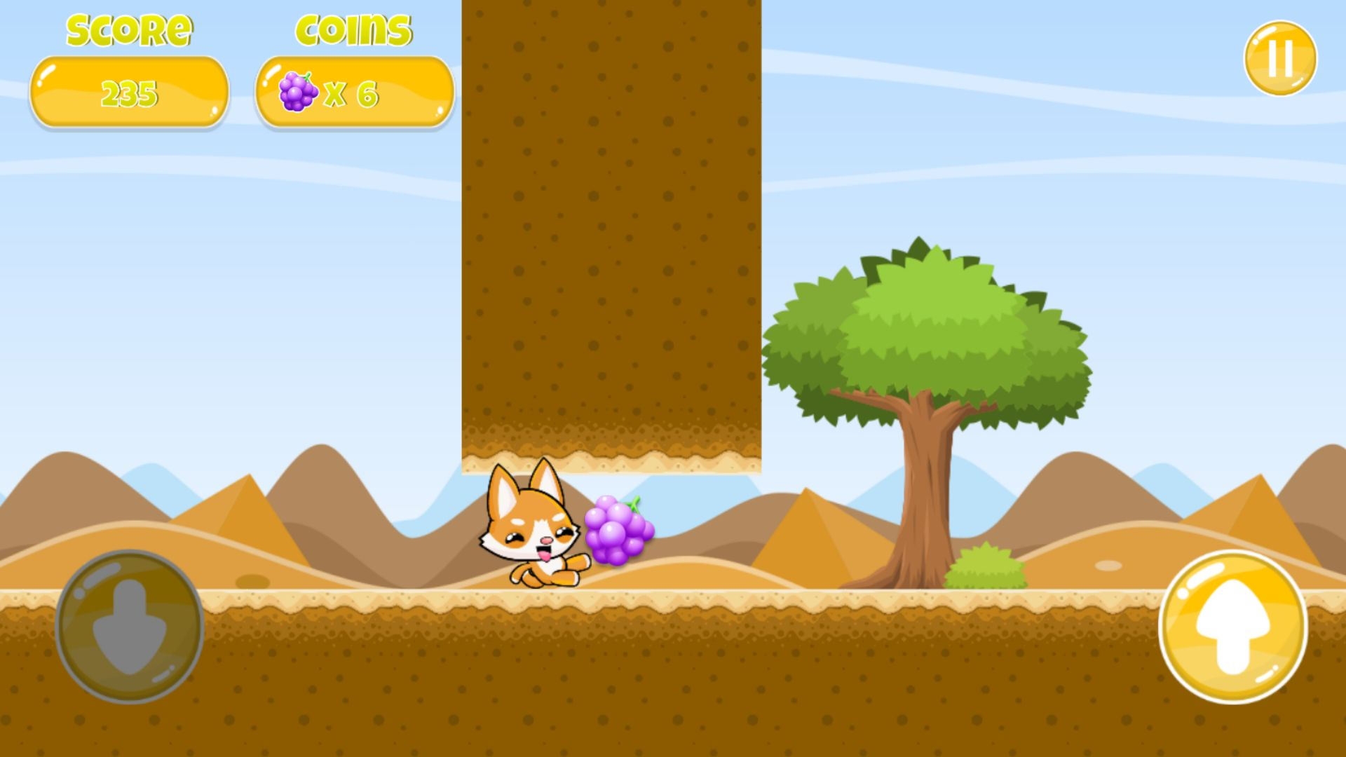 Cory Run 2 - Buildbox Game Template Screenshot 6