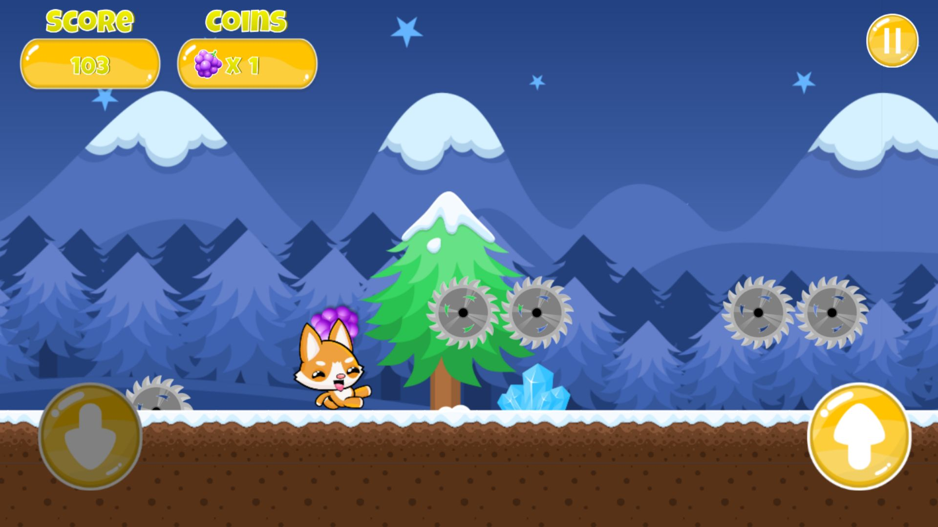 Cory Run 2 - Buildbox Game Template Screenshot 7