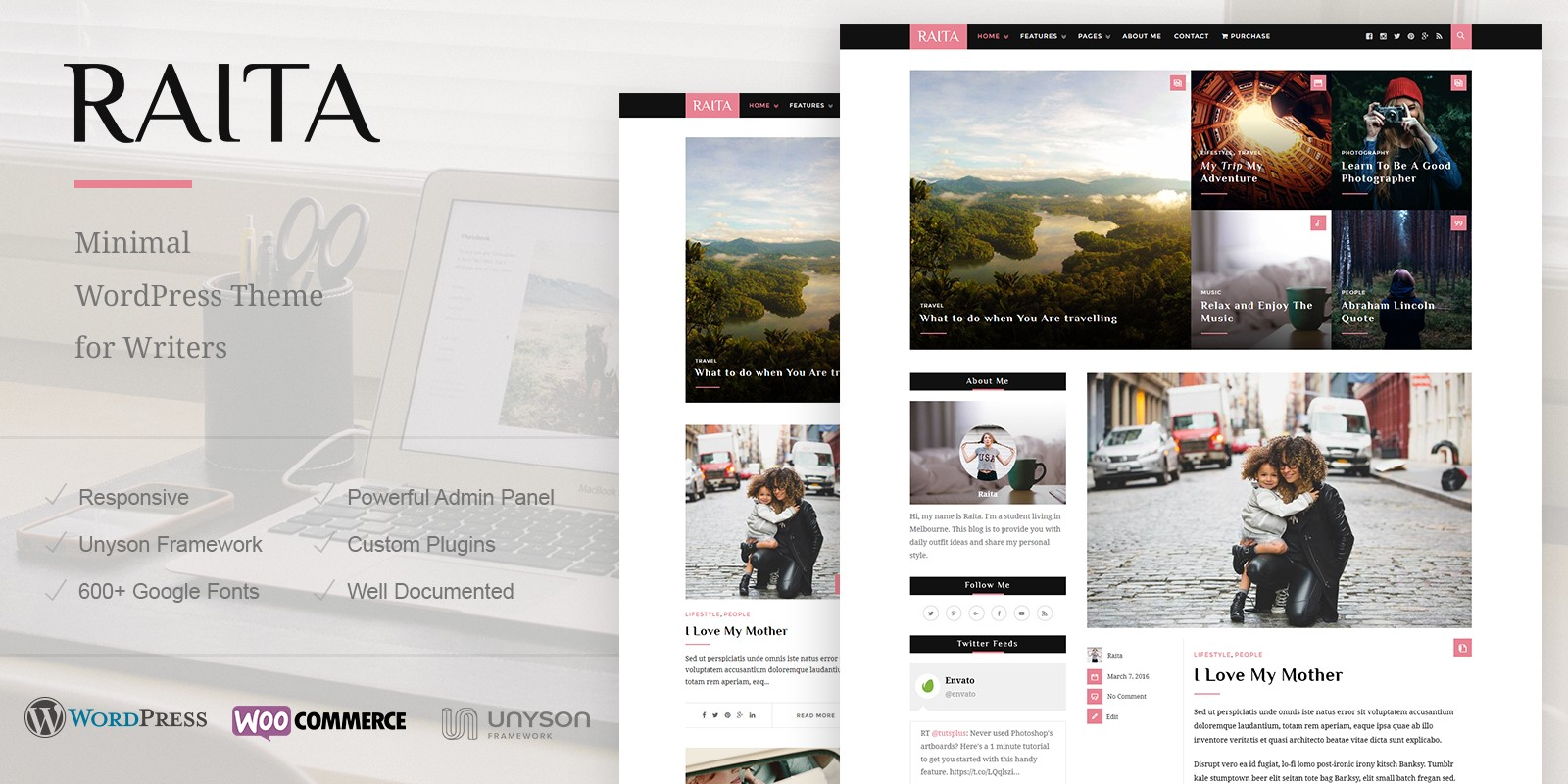 creative writing wordpress themes 30+ top quality free, minimalist and stunning doke doke is a cute and clean parallax theme ideal for creative agencies and options in the wordpress theme.