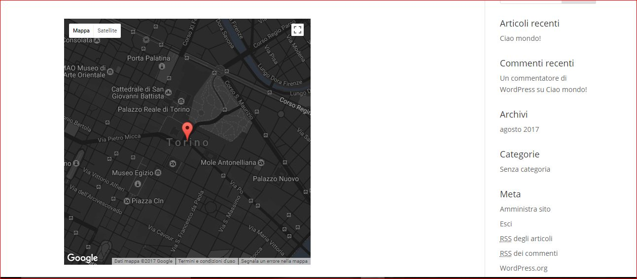 CDS Maps - Custom Google Maps for WordPress Screenshot 3