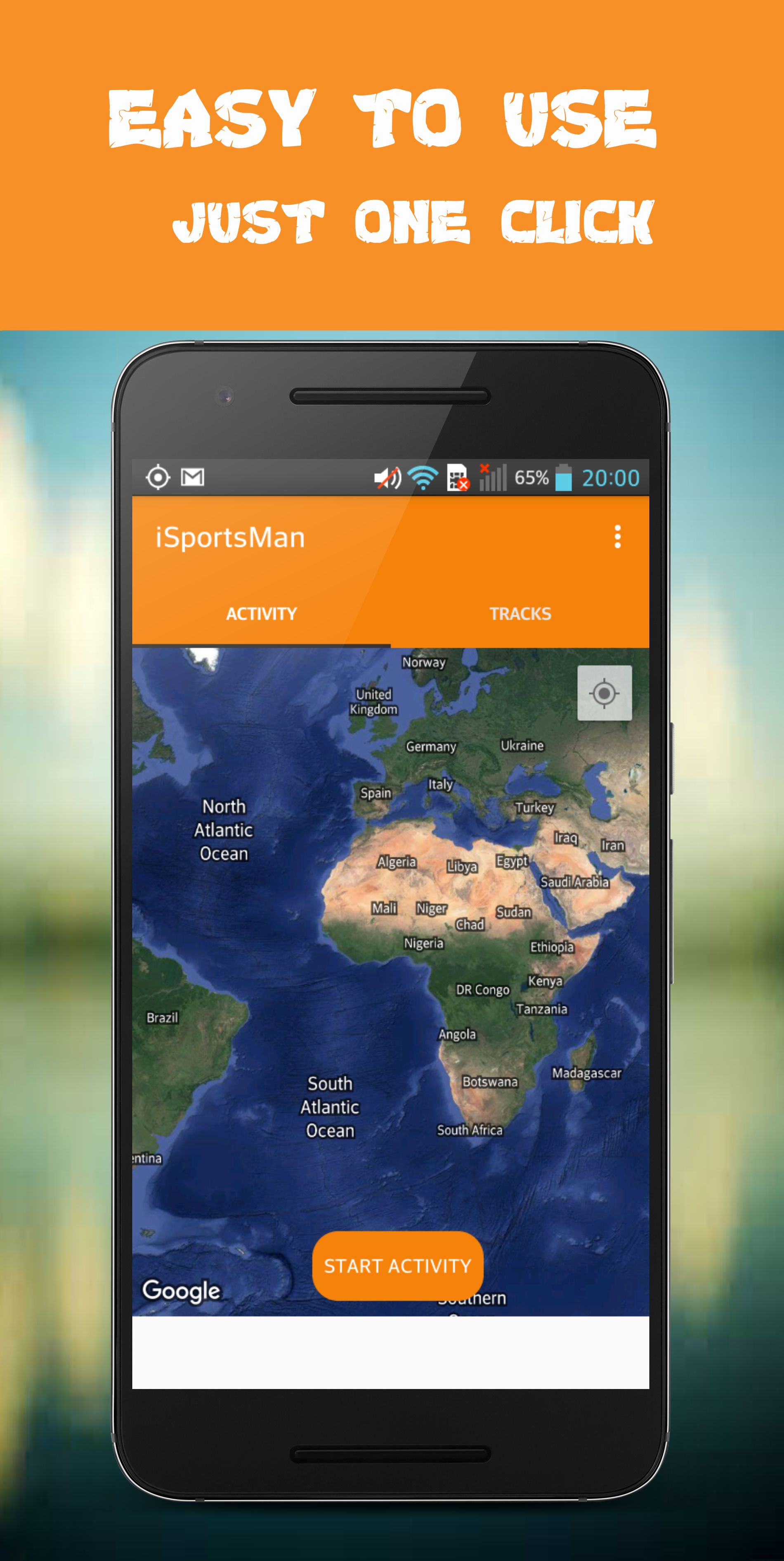 iSportsMan - Workout Trainer Android Screenshot 5
