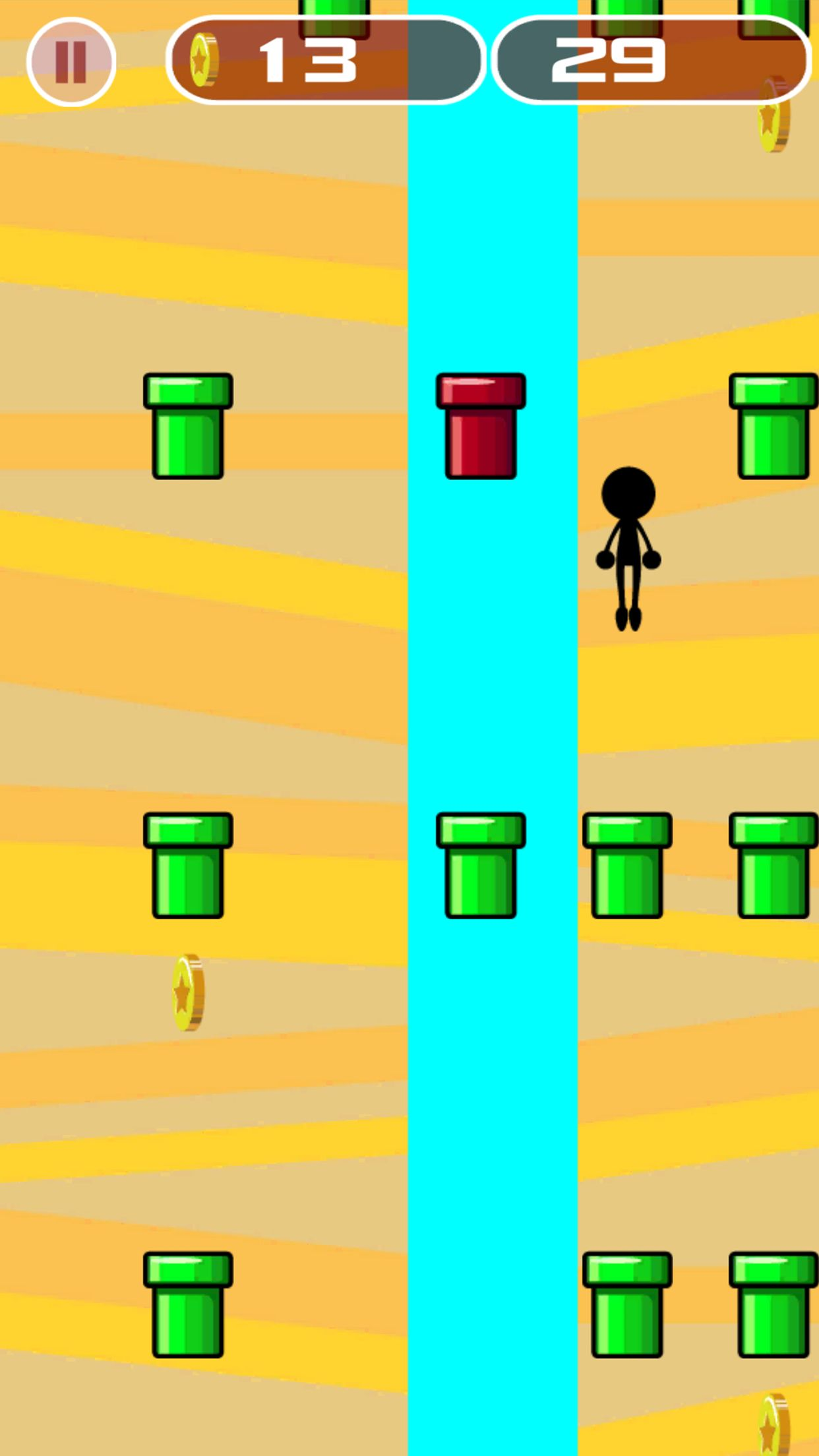 Stickman Bouncing - Complete Unity Project Screenshot 3