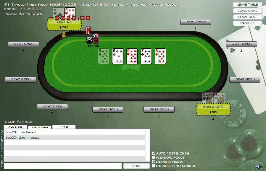Gambling france city