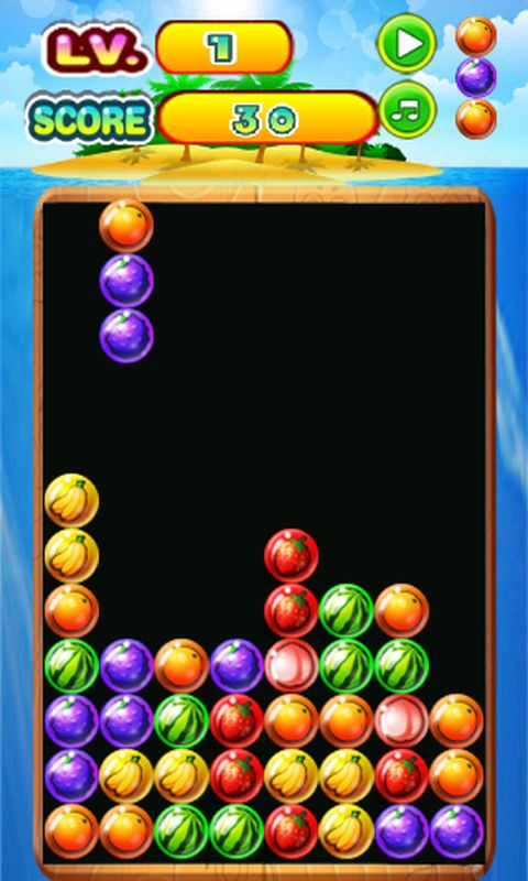 Fruit Lines - Android Source Code Screenshot 1
