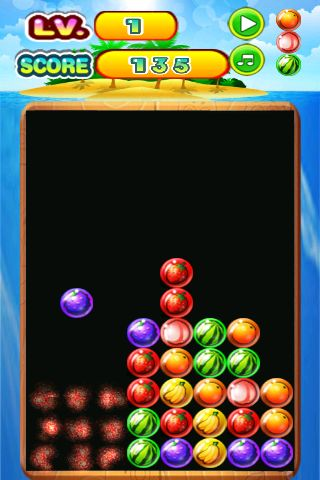Fruit Lines - Android Source Code Screenshot 3