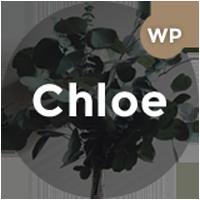 Chloe - WordPress Theme For Stylish Bloggers