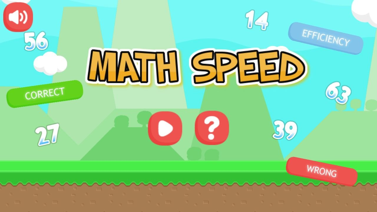 Math Speed - Construct 2 Game Template Screenshot 3