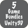 5-games-bundle-unity-source-code