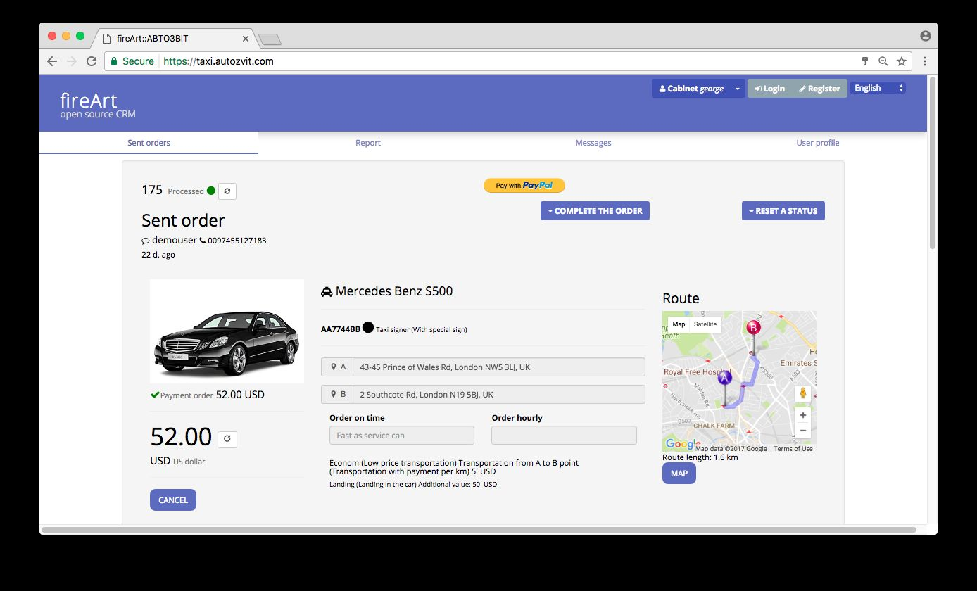 Taxi Booking Website And Database Backend Script Screenshot 9