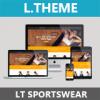 LT Sportswear - Sportswear Joomla Template