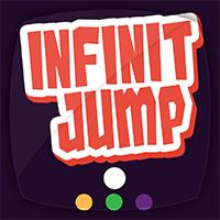 Infinite Jump - Buildbox Game Template