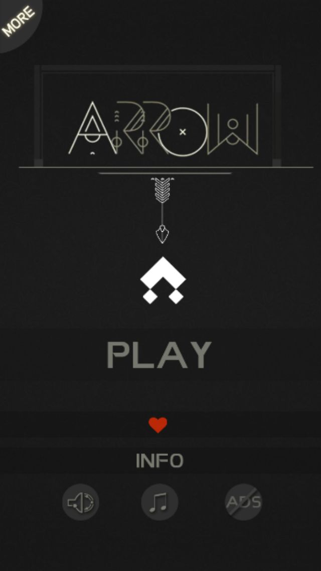 Arrow - Buildbox Game Template Screenshot 1