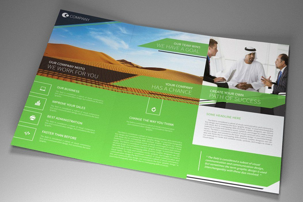 Indesign Brochure Corporate Vol 1 Screenshot 3