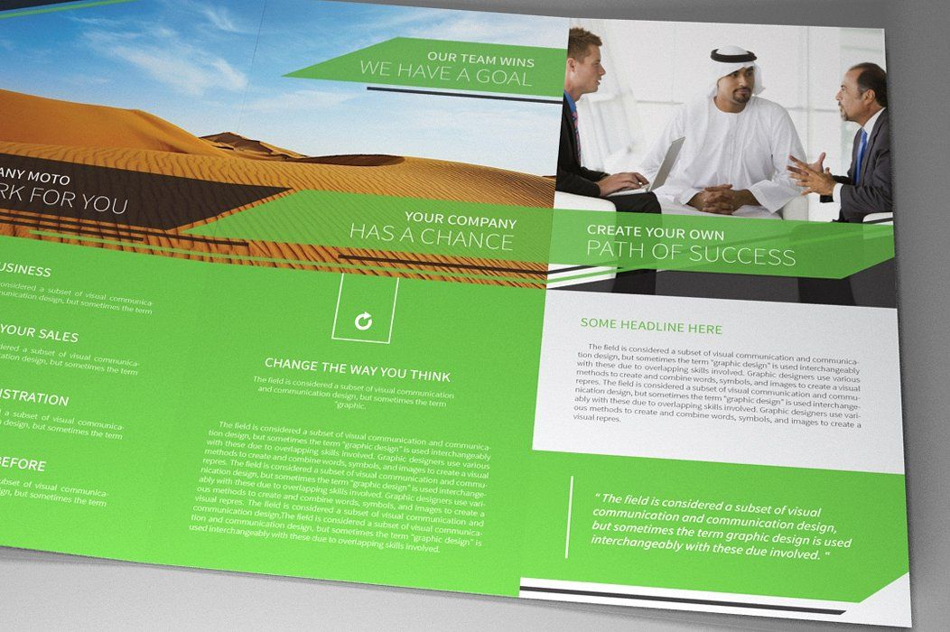 Indesign Brochure Corporate Vol 1 Screenshot 5