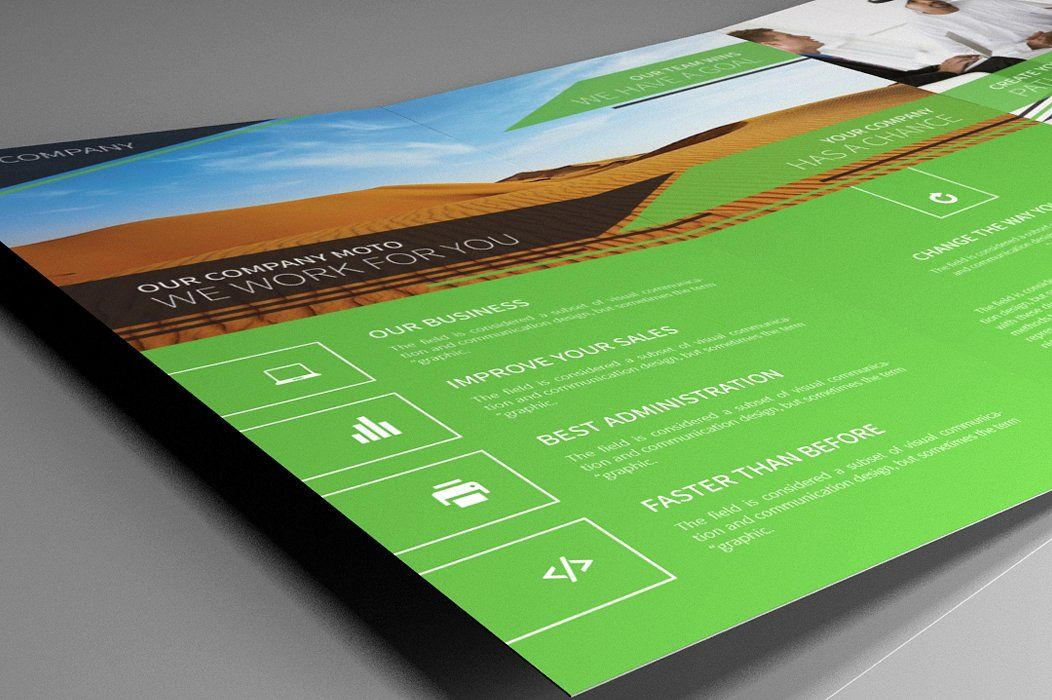 Indesign Brochure Corporate Vol 1 Screenshot 6