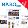 maro-news-and-blog-html-template