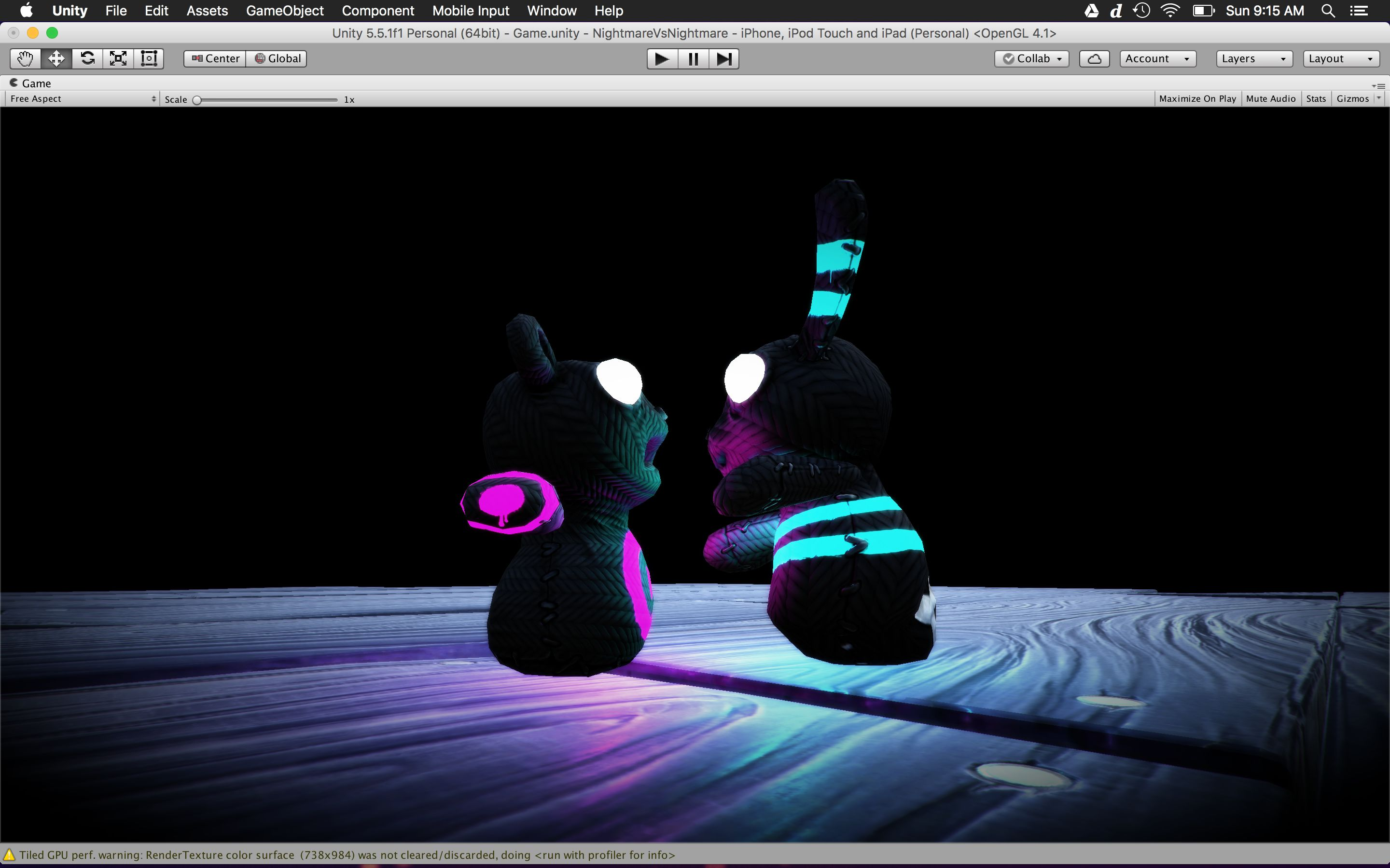 Nightmare Vs Nightmare - Unity Source Code Screenshot 13