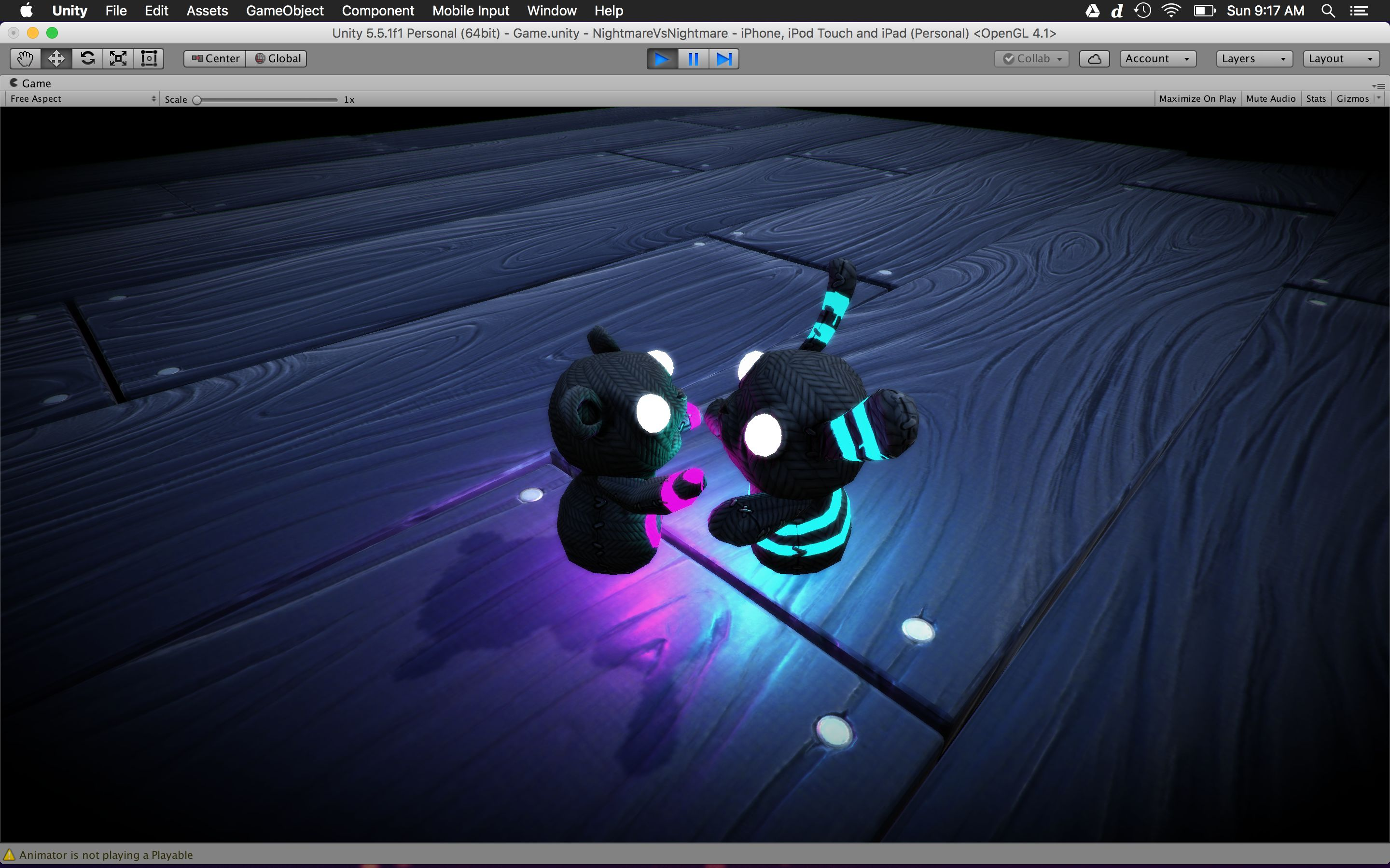 Nightmare Vs Nightmare - Unity Source Code Screenshot 16