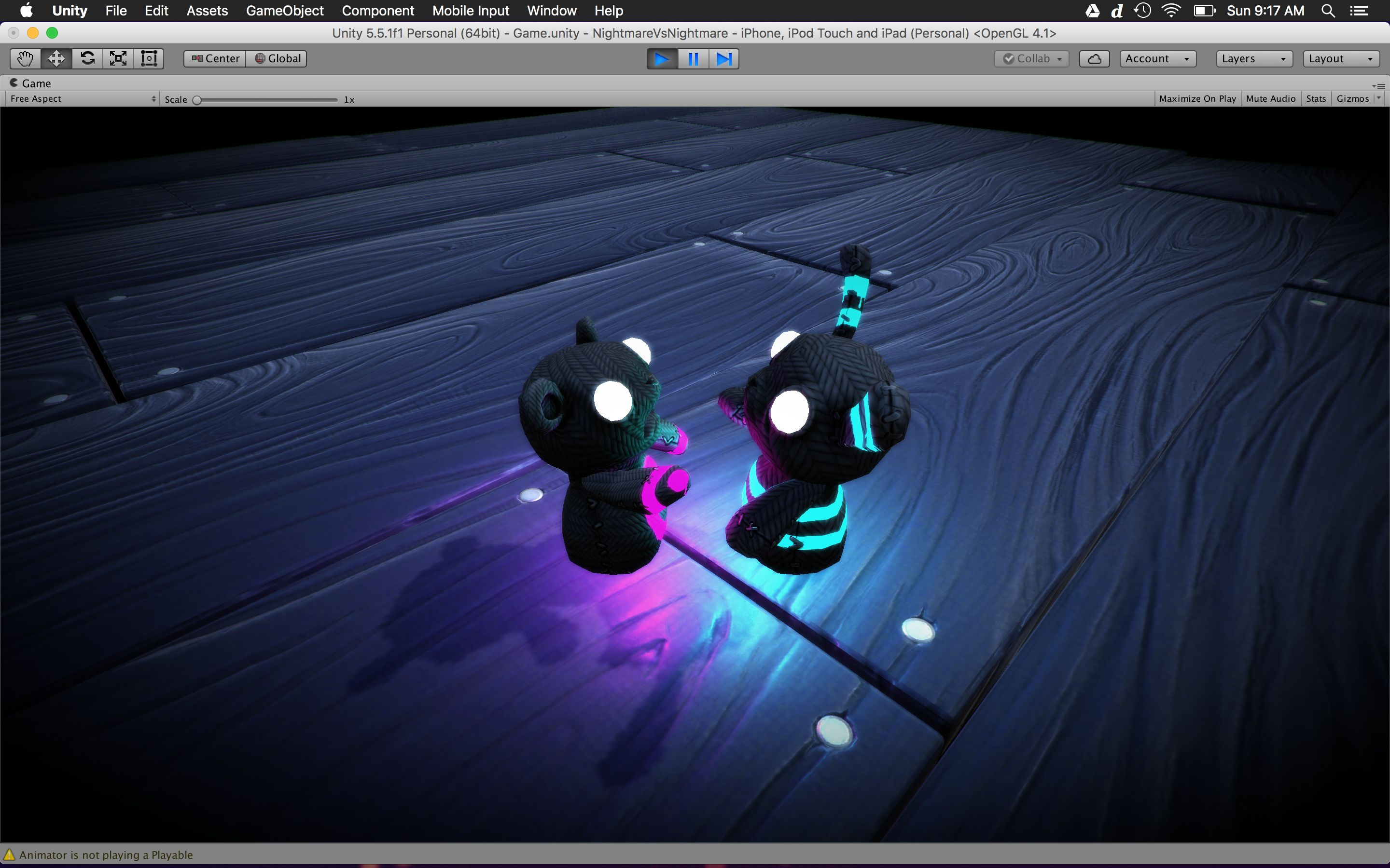Nightmare Vs Nightmare - Unity Source Code Screenshot 17
