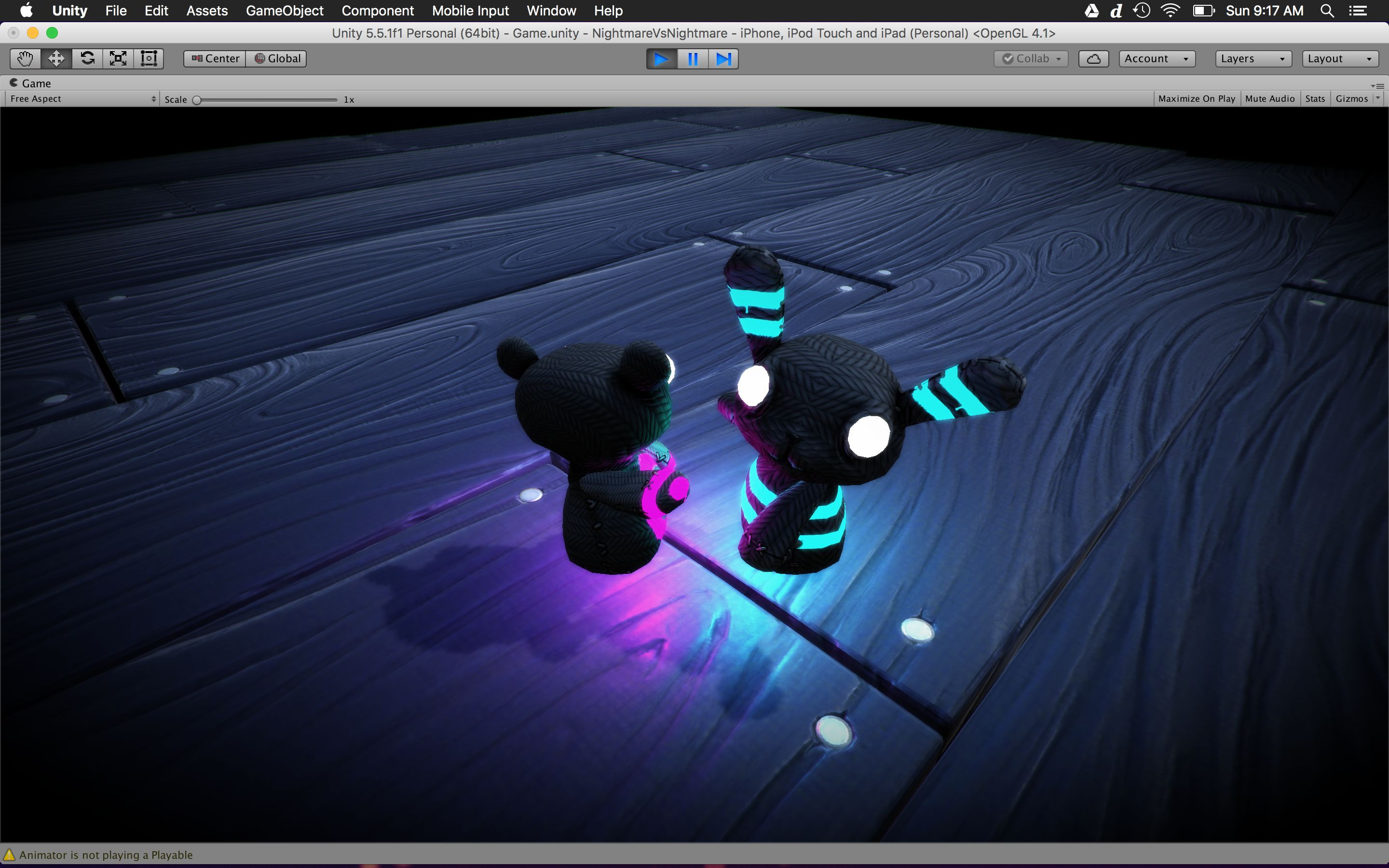 Nightmare Vs Nightmare - Unity Source Code Screenshot 22
