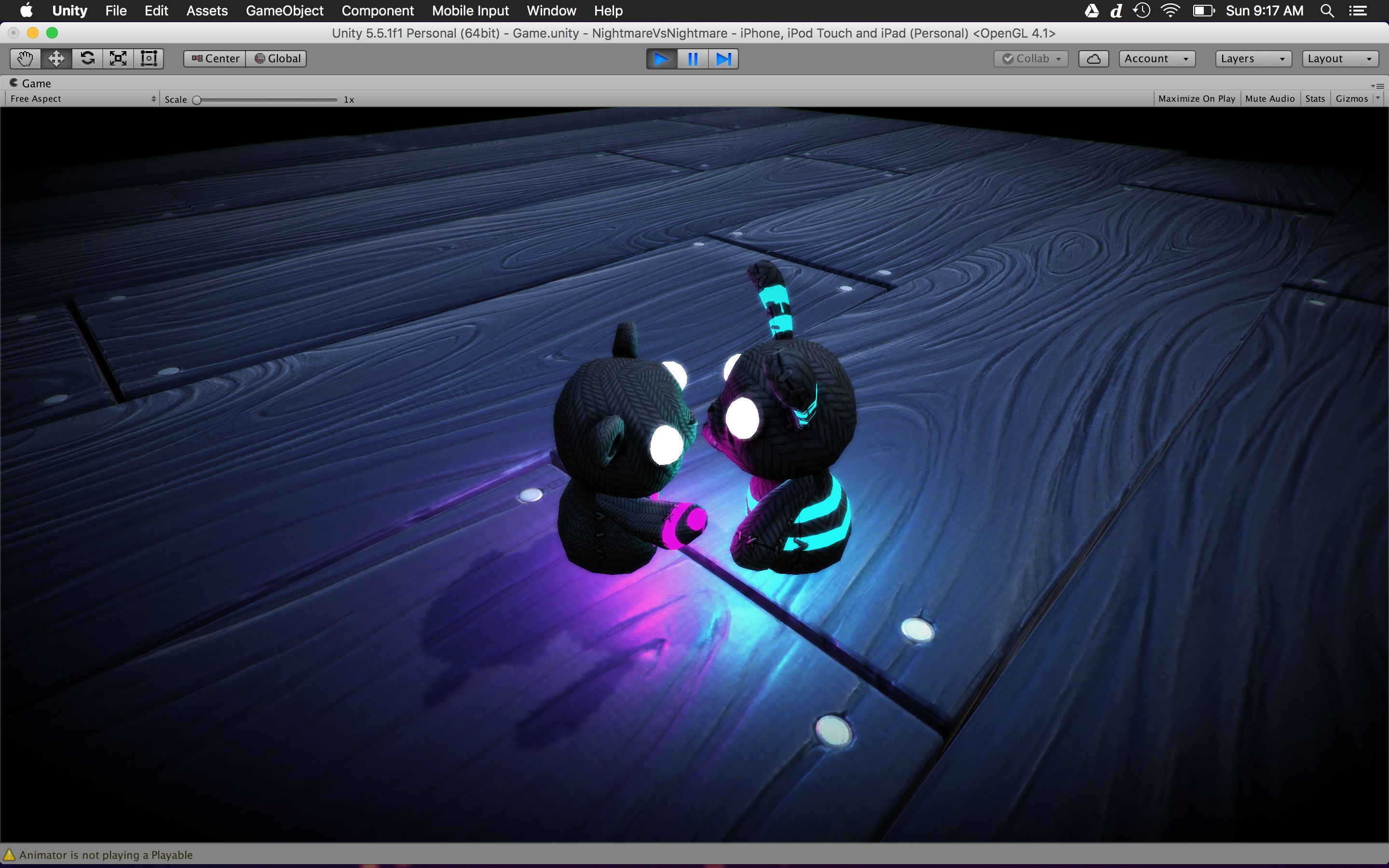 Nightmare Vs Nightmare - Unity Source Code Screenshot 23
