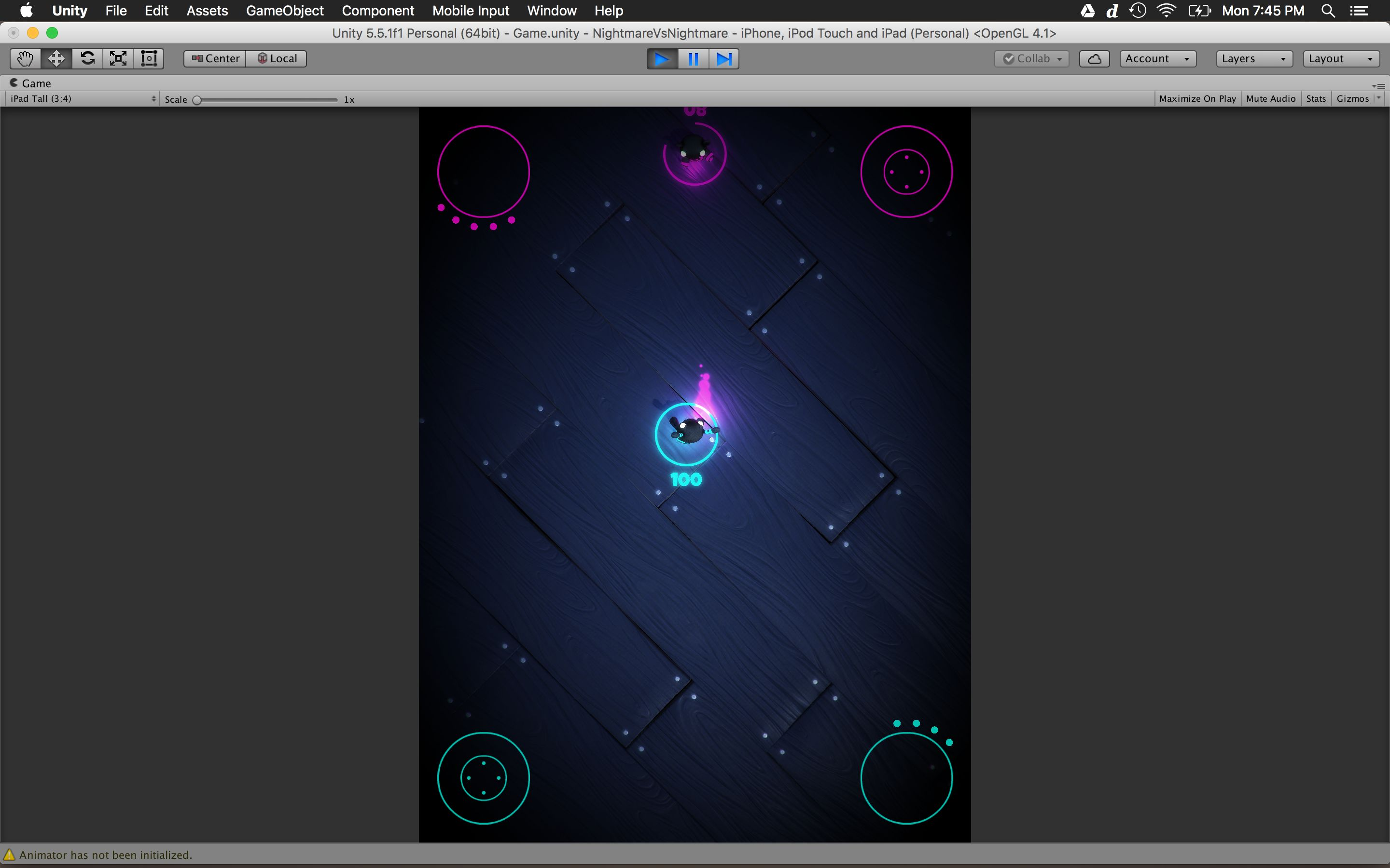 Nightmare Vs Nightmare - Unity Source Code Screenshot 35