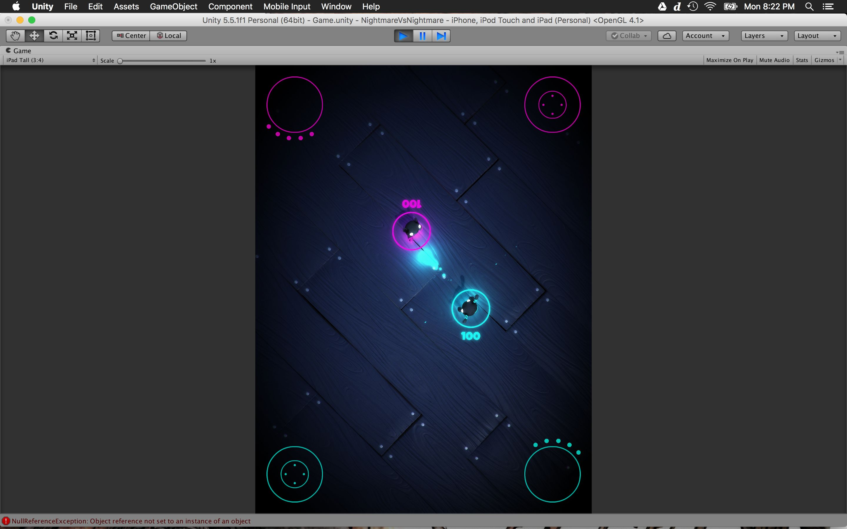 Nightmare Vs Nightmare - Unity Source Code Screenshot 39