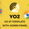 Yo2 VoIP App Template For Android Studio