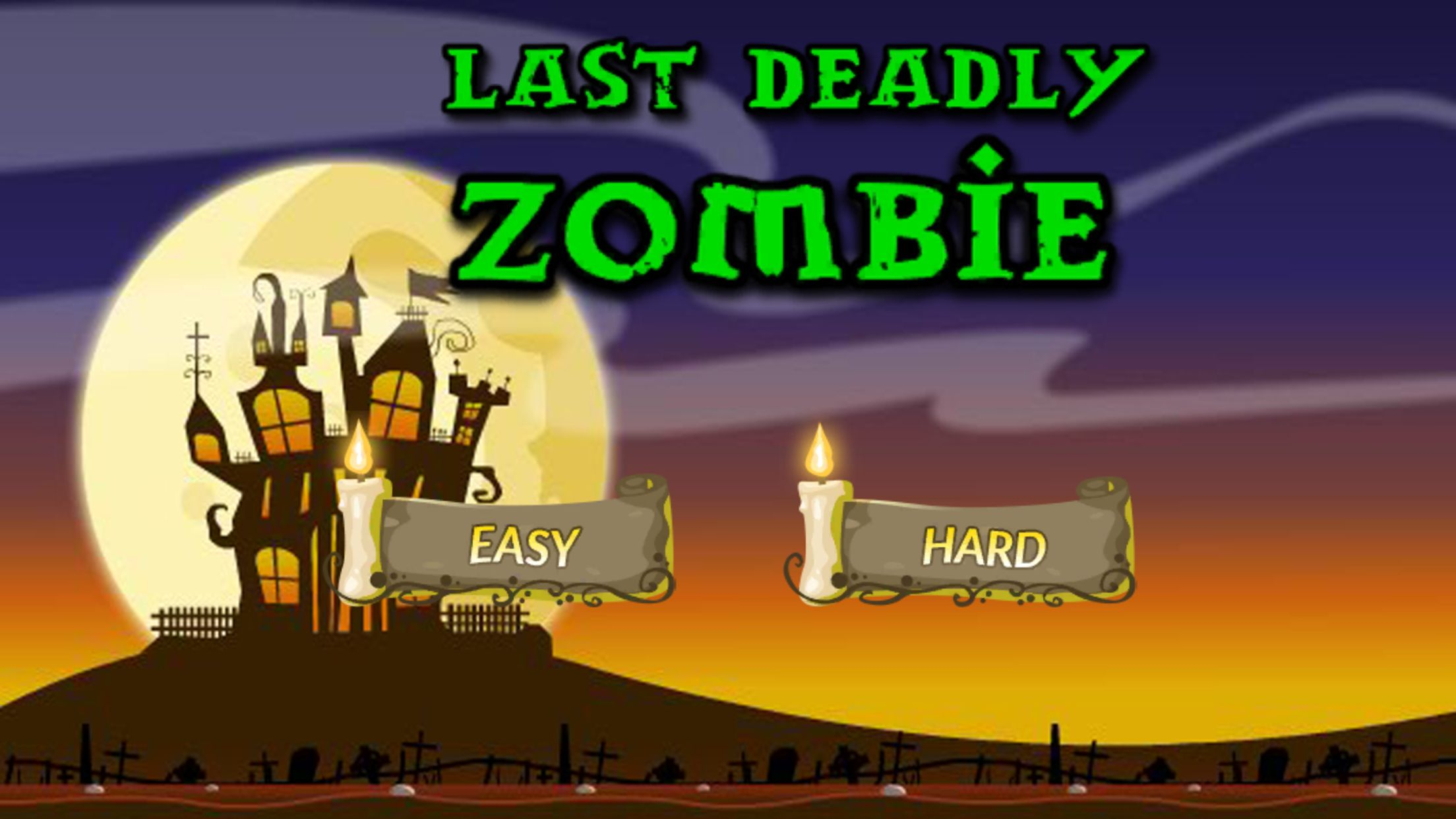 Angry Zombies - Complete Unity Project Screenshot 1