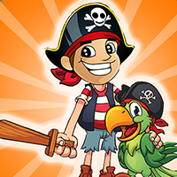 Pirate Treasure Adventure - Complete Unity Project