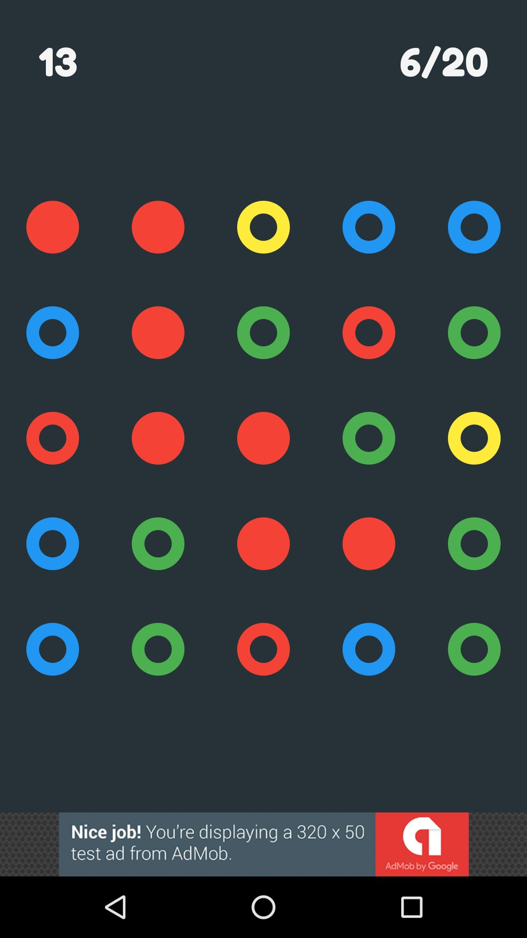 Circles Connect - Android Game Source Code Screenshot 5